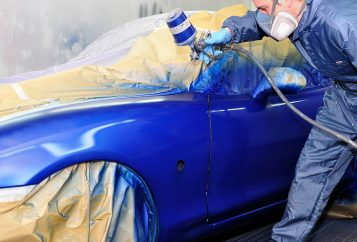 Automotive Body Paint