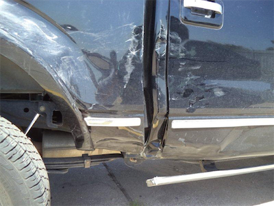 Truck Collision Repair