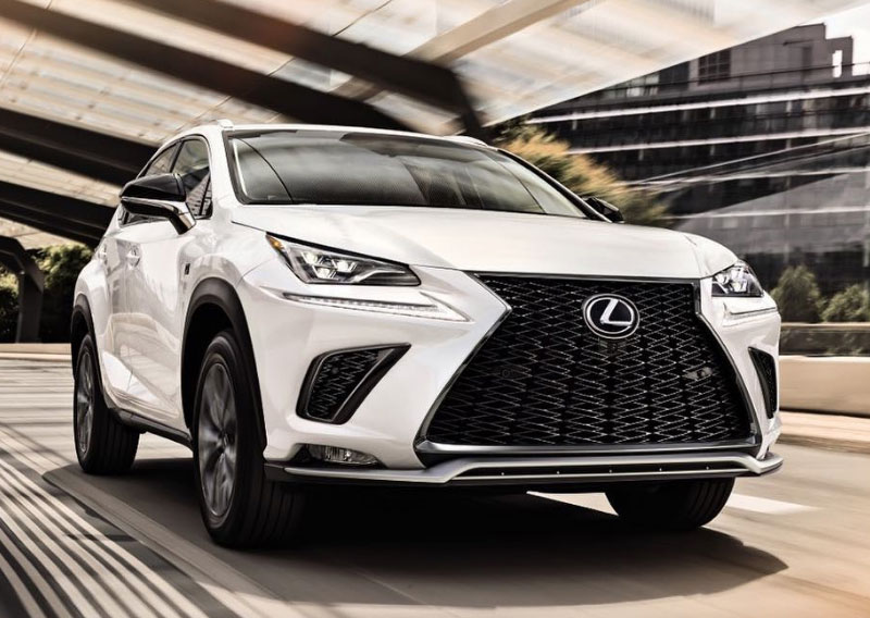 Lexus Collision Repair Service