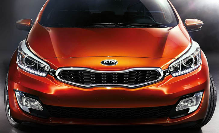 Kia Collision Repair Service