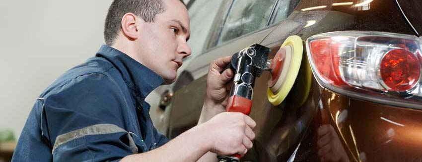 Buffing and Polishing Paint Service